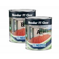 NEODUR FT CLEAR skaidri poliurėja, 8 kg