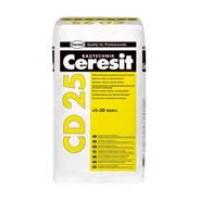 Ceresit CD25 Smulkiagrūdis betono taisymo mišinys, storis 5−30 mm, 25kg