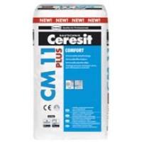 Ceresit CM11 Comfort Plus universalūs plytelių klijai,  5kg