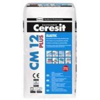 Ceresit CM12 Elastic padidinto elastingumo plytelių klijai, 25kg