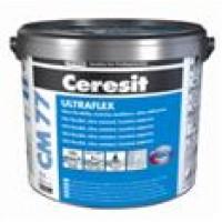 Ceresit CM77 Ultra Flex vienkomponenčiai, paruošti naudoti, chemiškai atsparūs universalūs klijai, 8kg