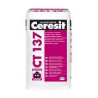 Ceresit CT137 Mineralinis tinkas akmenukų faktūra 1.5mm pilkas, 25kg