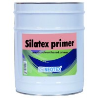 SILATEX PRIMER akrilinis gruntas, 1 L