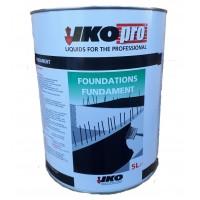 IKOpro Foundations bituminė pamatų danga, 5 l